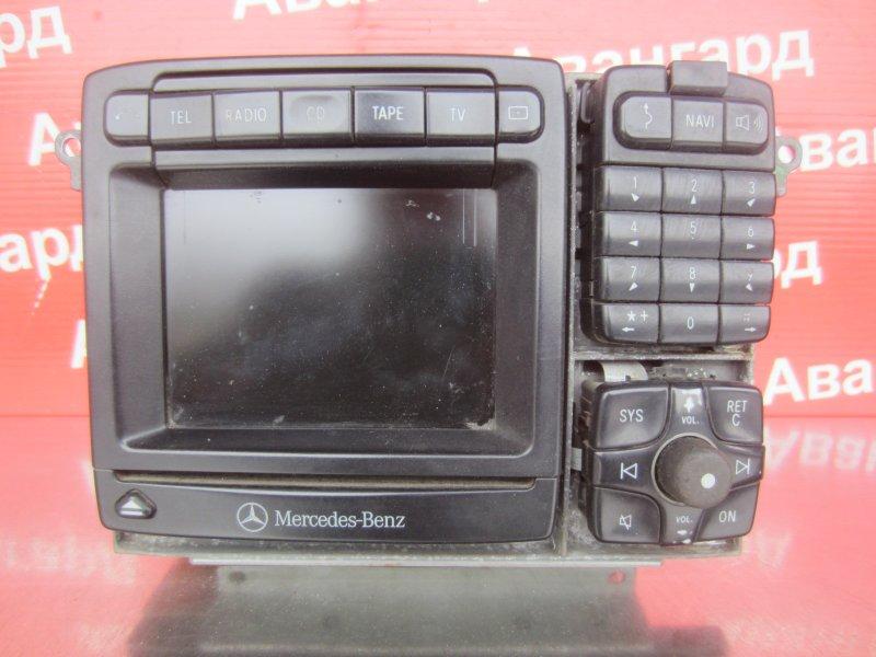 Магнитола Mercedes-Benz W220 М113 1999