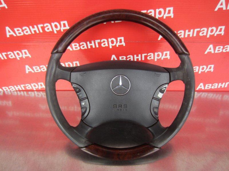 Руль Mercedes-Benz W220 М113 1999
