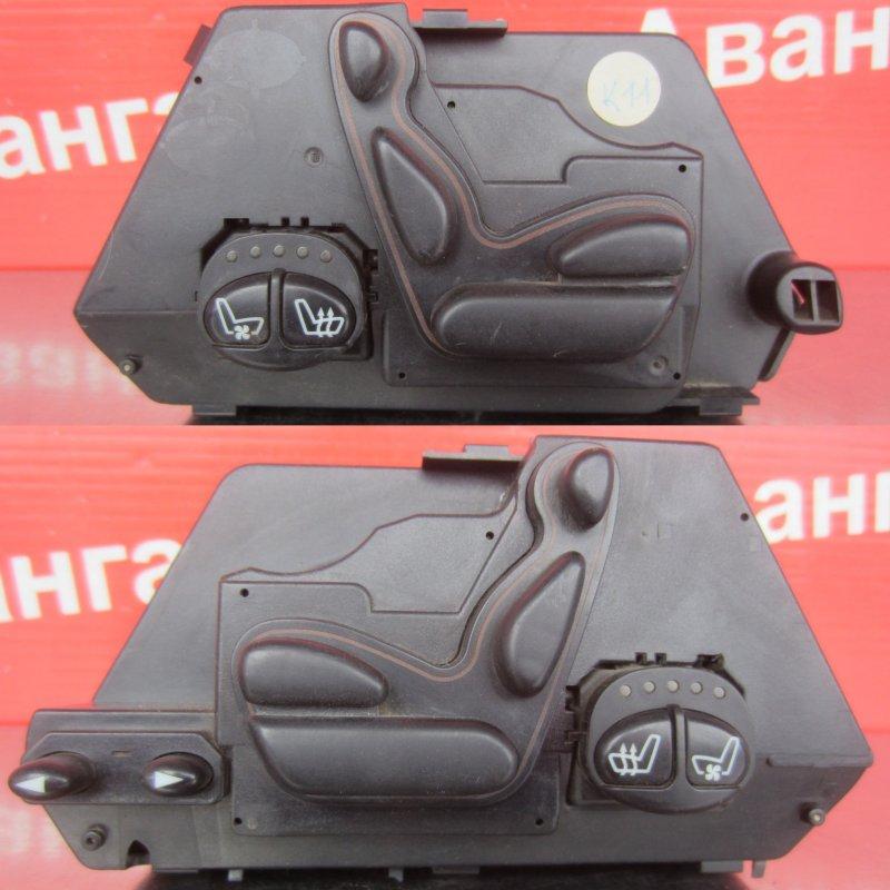 Блок управления сиденьем Mercedes-Benz W220 М113 1999 задний