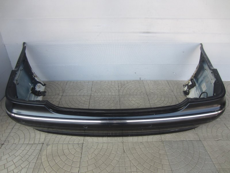 Бампер Mercedes-Benz W220 М113 1999 задний
