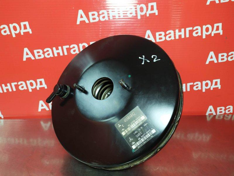 Вакуумный усилитель тормозов Mitsubishi Lancer X 4A91 2008