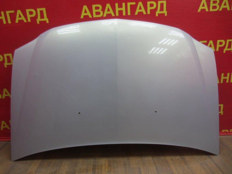 Капот Renault Logan 2010