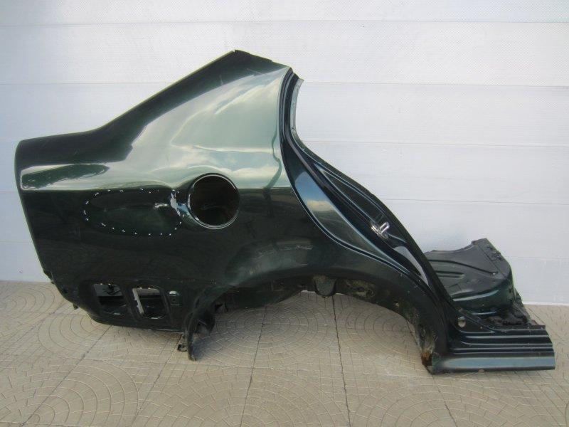 Крыло Skoda Octavia A4 AKL 2002 заднее правое
