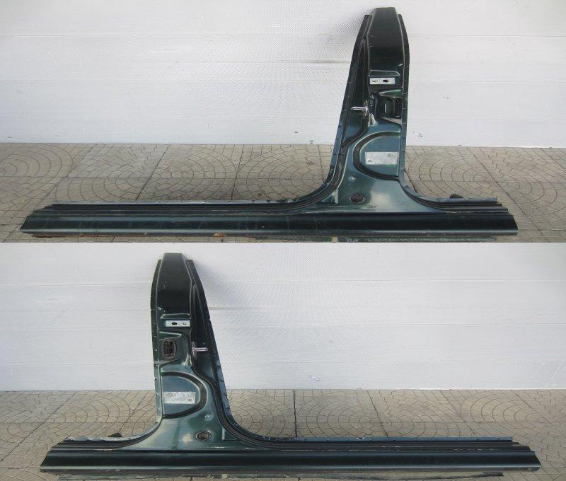 Порог Skoda Octavia A4 AKL 2002