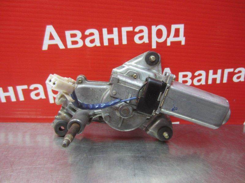 Моторчик заднего стеклоочистителя Mazda Demio Dw B3 2001 задний