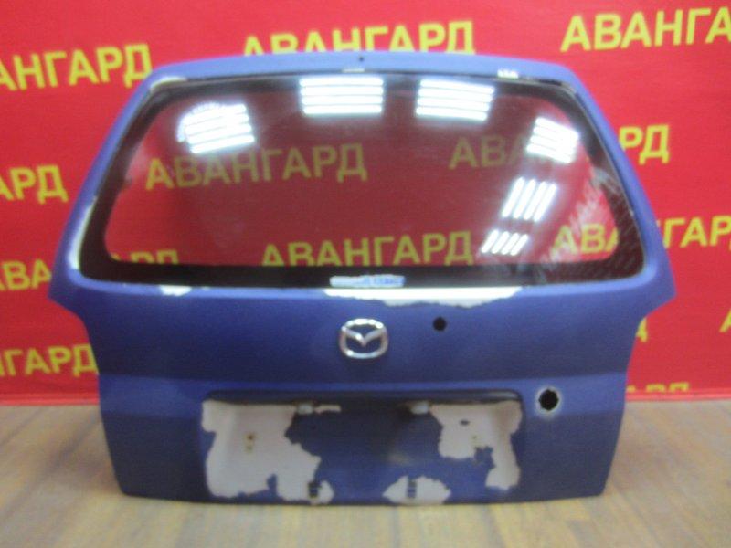 Крышка багажника Mazda Demio Dw B3 2001