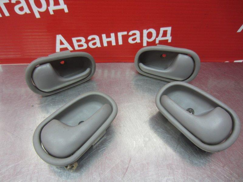 Ручка двери внутренняя Mazda Demio Dw B3 2001