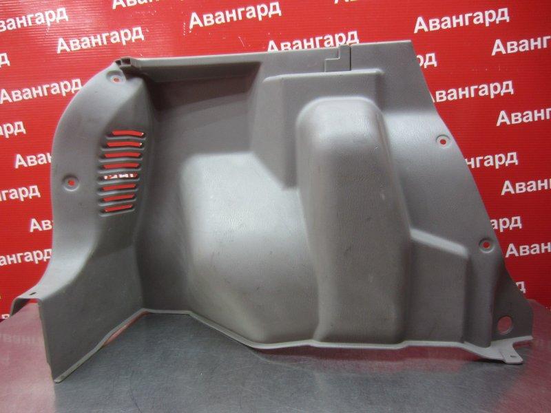 Обшивка багажника Mazda Demio Dw B3 2001 задняя левая