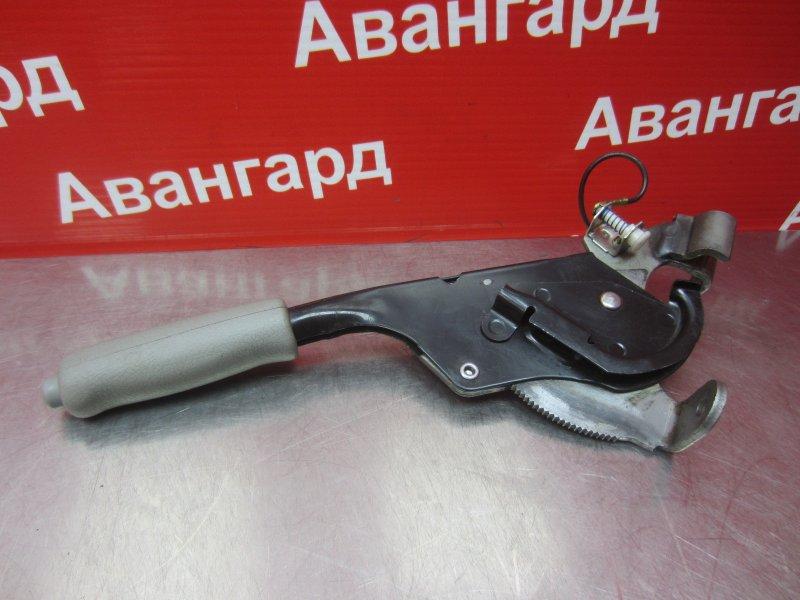 Рычаг ручника Mazda Demio Dw B3 2001