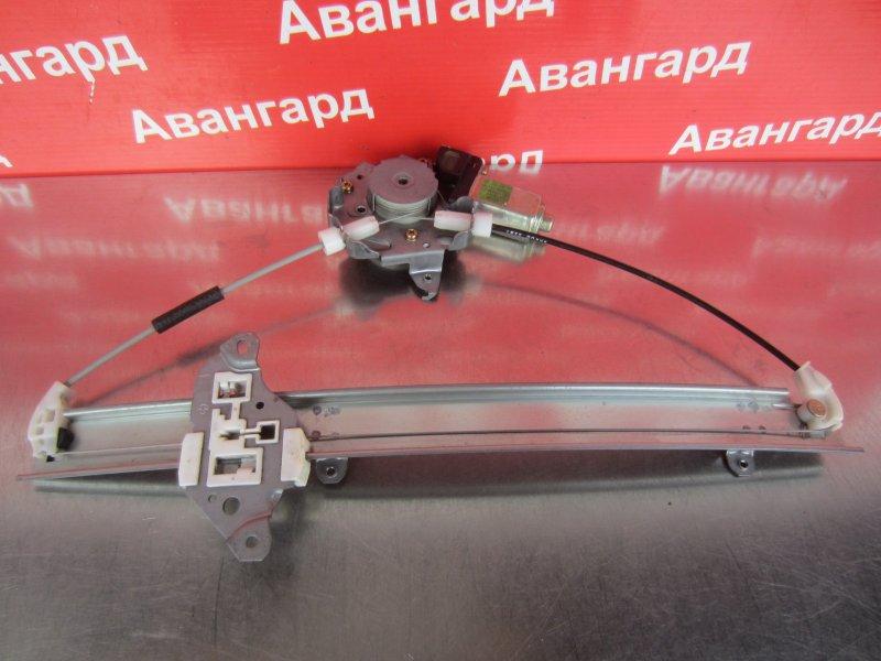 Стеклоподъёмник Nissan Bluebird Sylphy G10 QG18 2003 передний левый