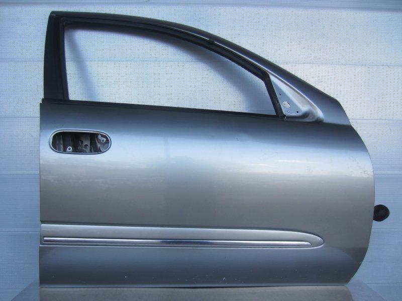 Дверь Nissan Bluebird Sylphy G10 QG18 2003 передняя правая