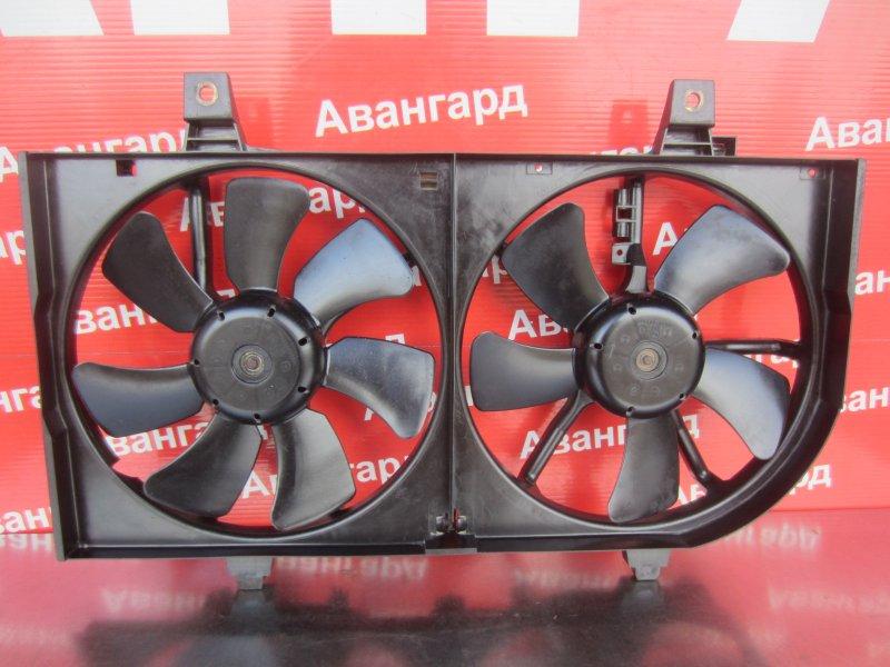 Вентилятор охлаждения Nissan Bluebird Sylphy G10 QG18 2003