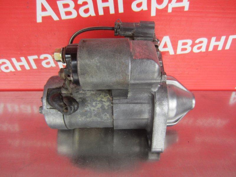 Стартер Nissan Bluebird Sylphy G10 QG18 2003