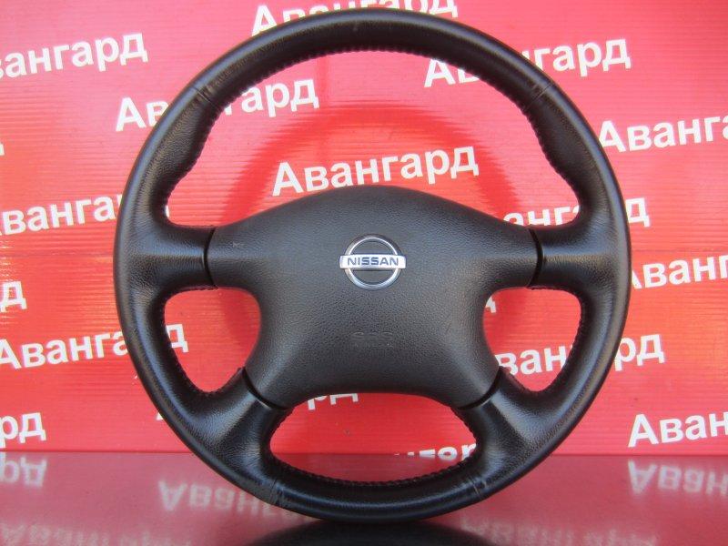 Руль Nissan Bluebird Sylphy G10 QG18 2003