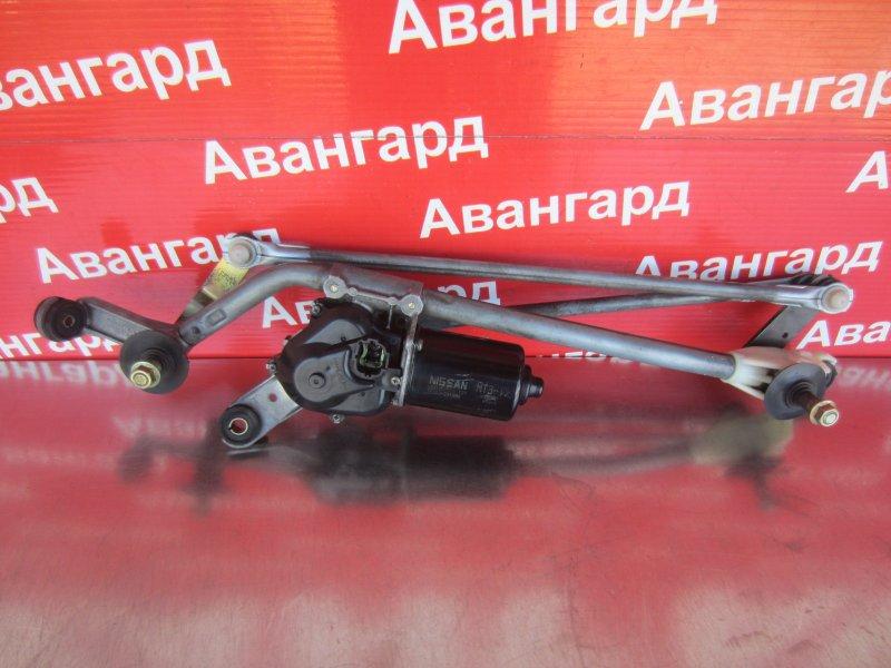 Дворники в сборе Nissan Bluebird Sylphy G10 QG18 2003