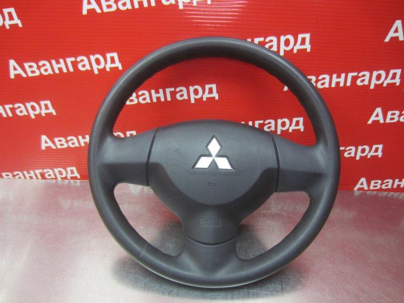 Руль Mitsubishi Lancer X 2008