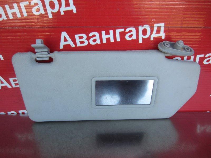 Козырек солнцезащитный Fiat Albea 2011 правый
