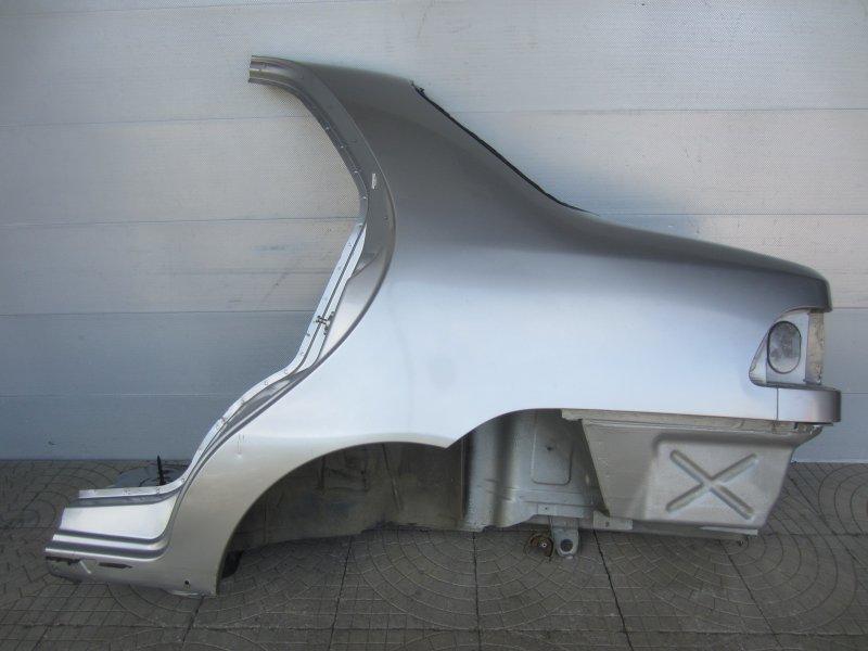 Крыло Fiat Albea 2011 заднее левое