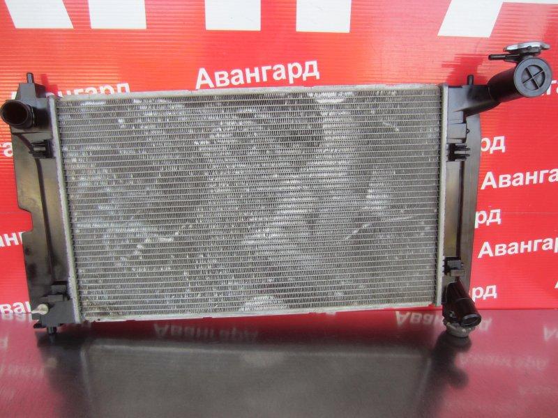 Радиатор охлаждения Toyota Corolla 120 3ZZ-FE 2004