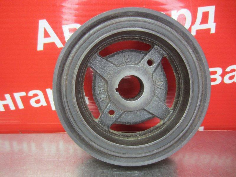 Шкив коленвала Toyota Estima Acr40 2AZ-FE 2003