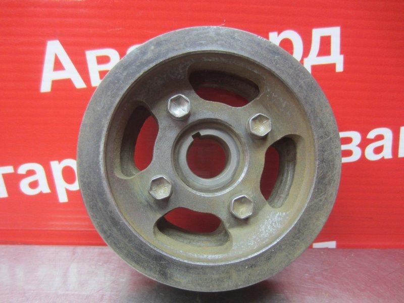 Шкив коленвала Toyota Caldina 190 5E-FE 1994
