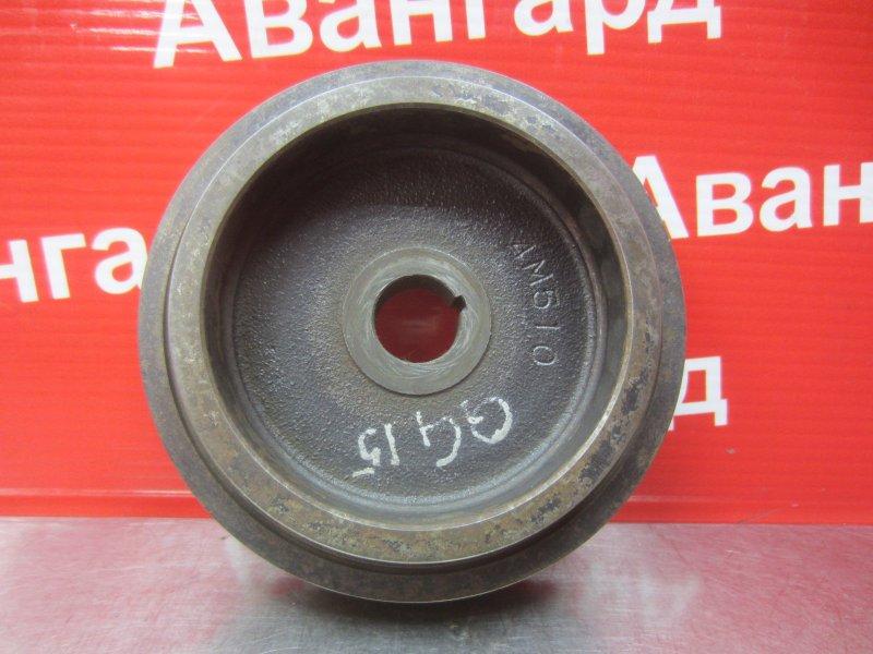 Шкив коленвала Nissan Sunny B15 QG15 2000