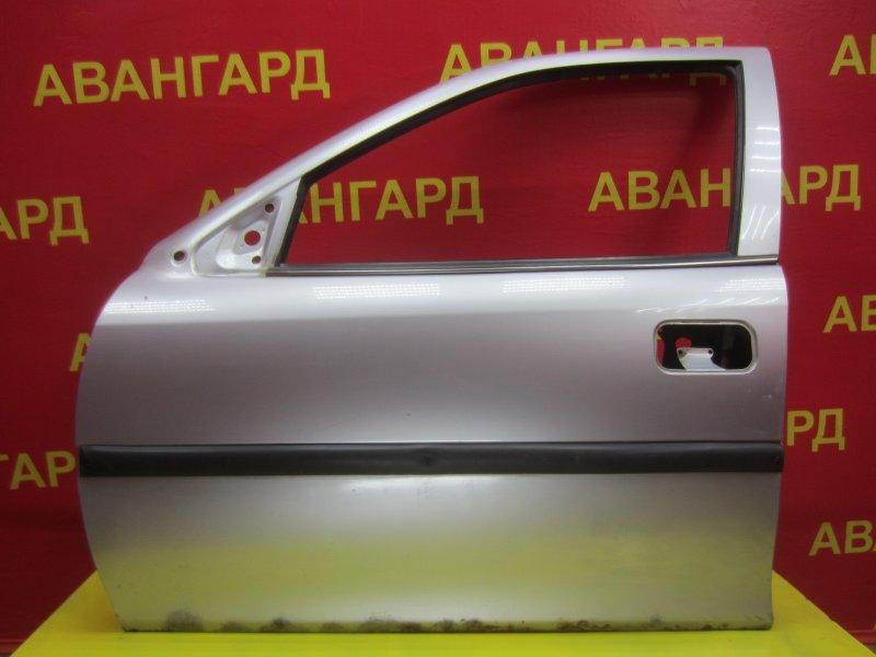 Дверь Opel Vectra B 1997 передняя левая