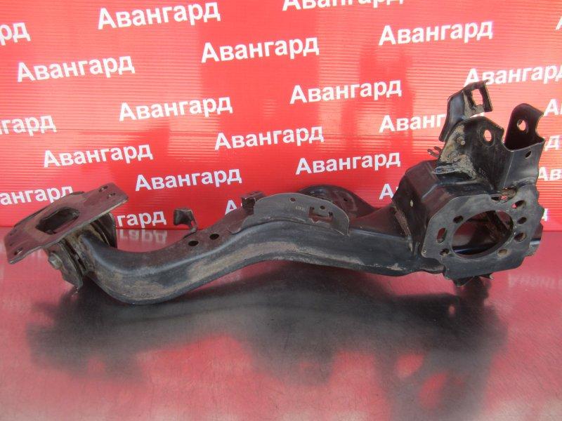 Рычаг продольный Nissan Qashqai J10 J10 HR16 2013 задний левый нижний