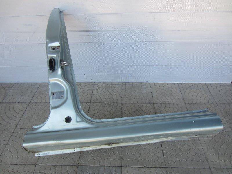 Порог Skoda Octavia A4 2008 правый