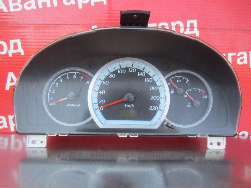Щиток приборов Chevrolet Lacetti F16D3 2008