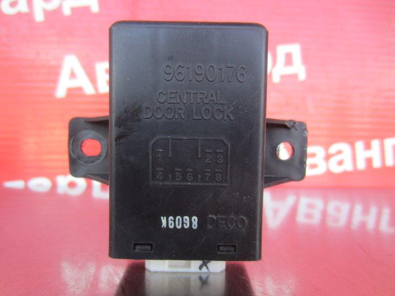 Блок управления центральным замком Chevrolet Lacetti 2008