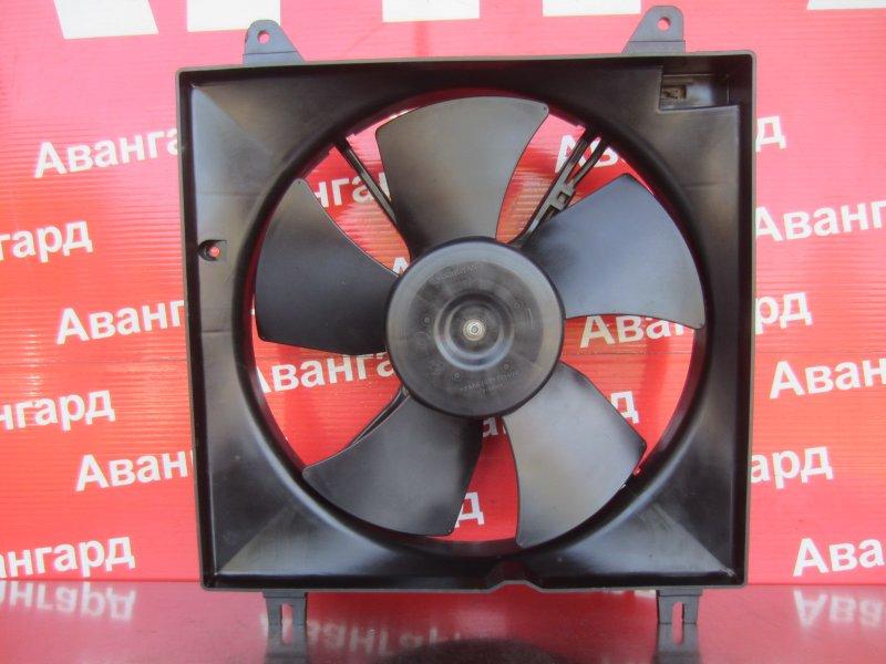 Вентилятор охлаждения Chevrolet Lacetti F16D3 2008