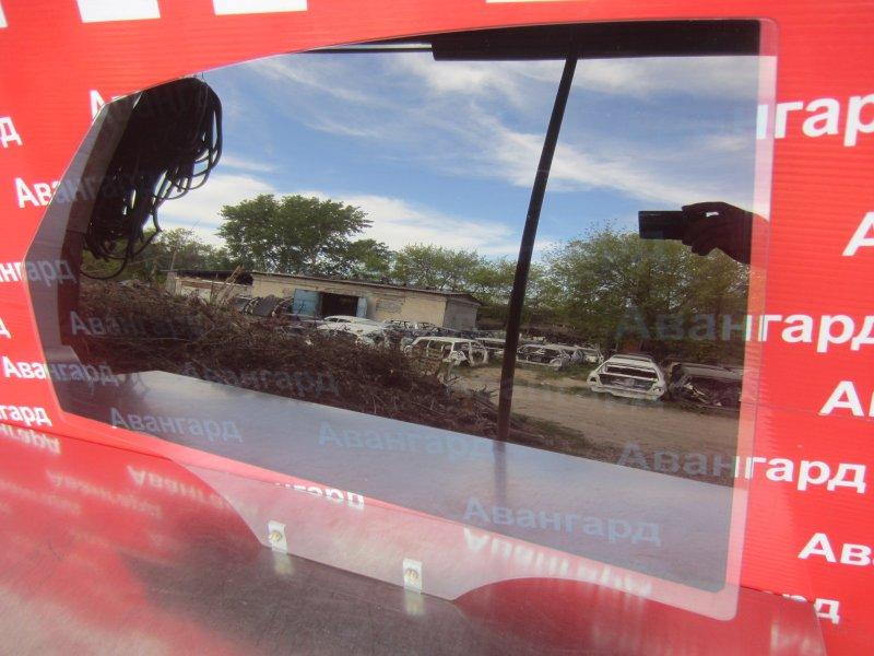 Стекло двери Chevrolet Lacetti 2008 заднее правое