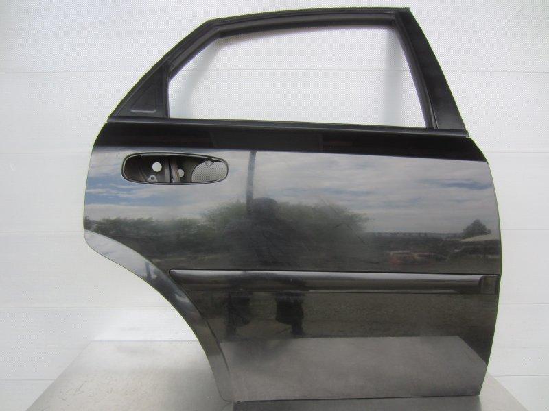 Дверь Chevrolet Lacetti 2008 задняя правая