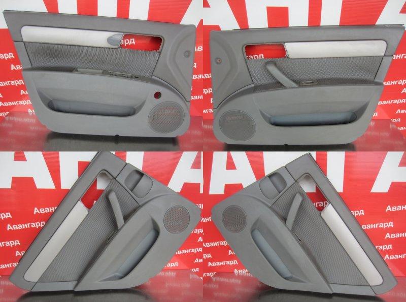 Обшивки дверей комплект Chevrolet Lacetti 2008
