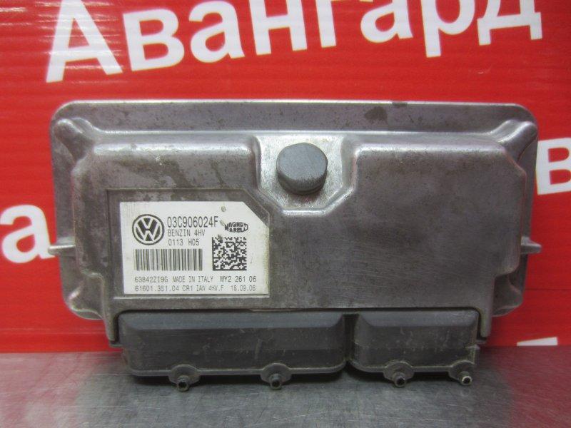 Эбу двс Volkswagen Polo Mk4 9N3 BUD 2006