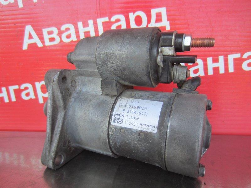 Стартер Fiat Albea 350A1000 2011