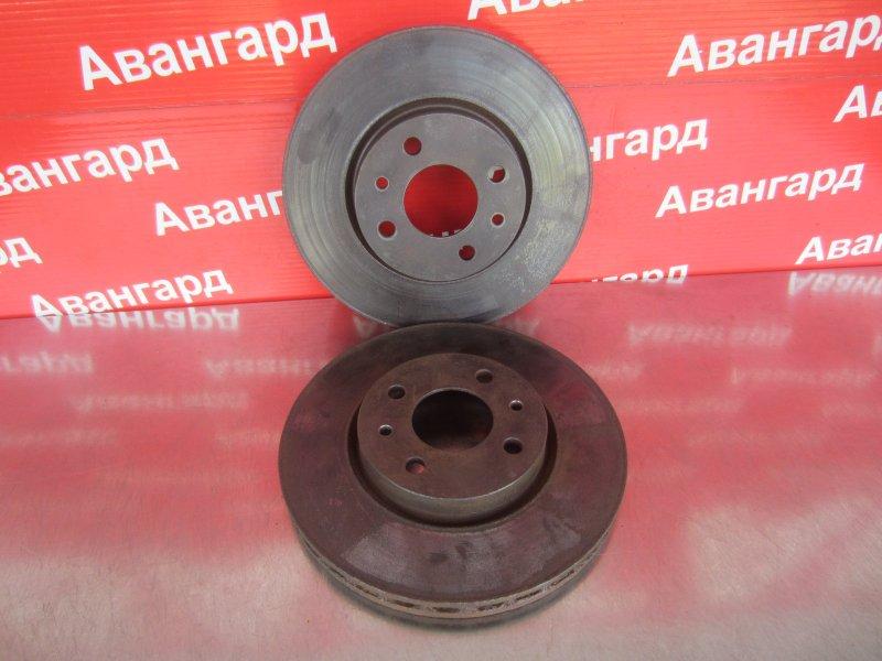 Диск тормозной Fiat Albea 350A1000 2011 передний