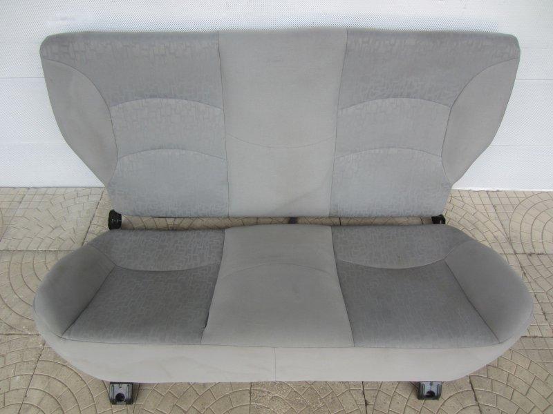 Сиденье Fiat Albea 350A1000 2011 заднее