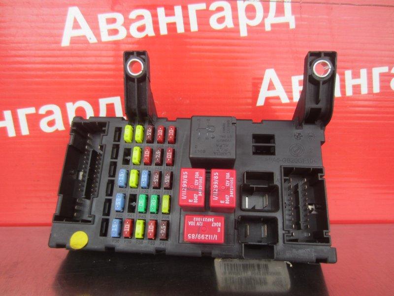 Блок предохранителей Fiat Albea 350A1000 2011