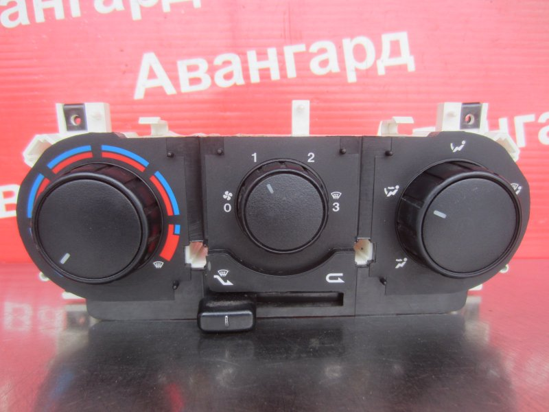 Блок управления печкой Fiat Albea 350A1000 2011