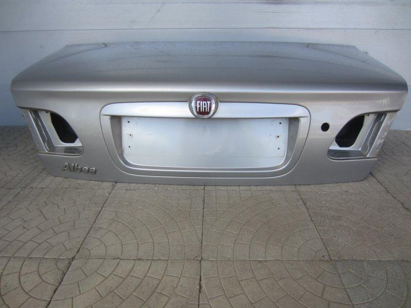 Крышка багажника Fiat Albea 350A1000 2011 задняя