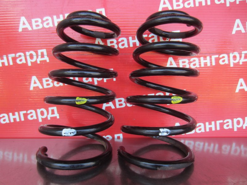 Пружина Fiat Albea 350A1000 2011 задняя