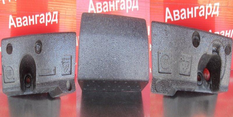 Абсорбер бампера Fiat Albea 350A1000 2011 задний