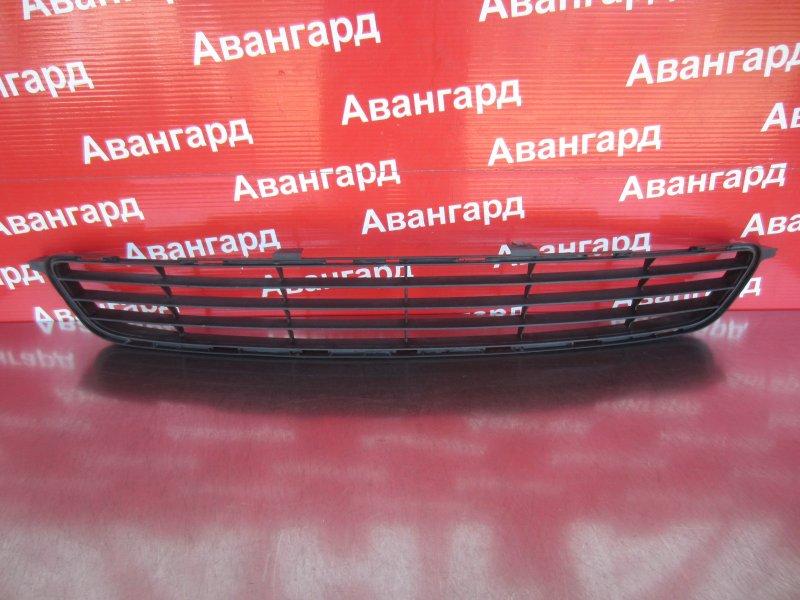 Накладка бампера Toyota Corolla 150 1ZR-FE 2007 передняя
