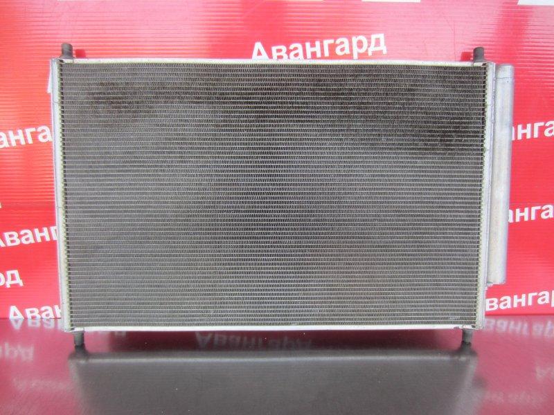 Радиатор кондиционера Toyota Corolla 150 1ZR-FE 2007