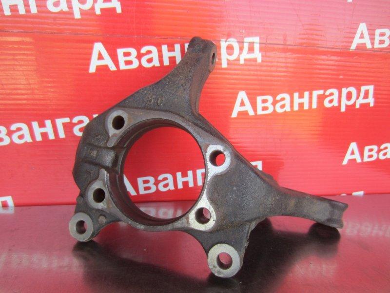 Кулак поворотный Toyota Corolla 150 1ZR-FE 2007 передний