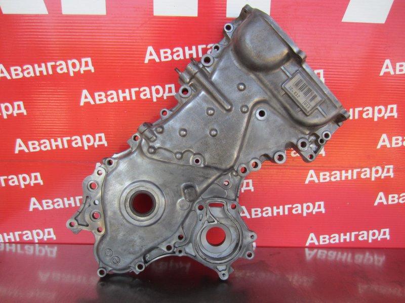 Крышка двигателя Toyota Corolla 150 1ZR-FE 2007