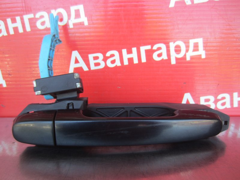 Ручка двери наружная Toyota Corolla 150 1ZR-FE 2007 задняя правая