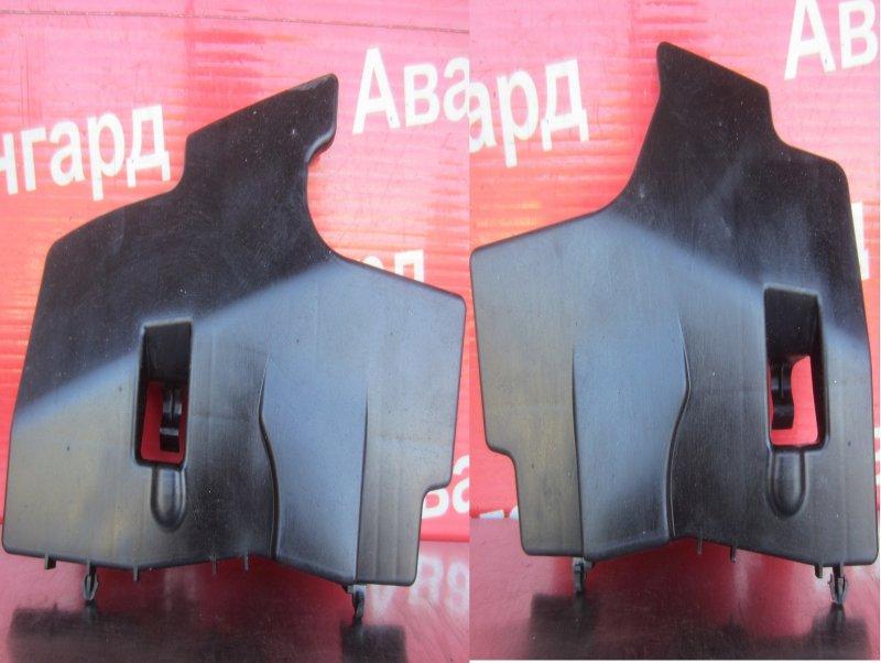 Накладка радиатора Toyota Corolla 150 1ZR-FE 2007